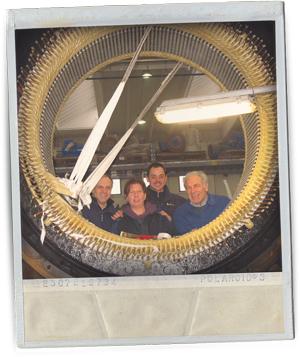 pagan elettromeccanica family